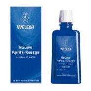 WELEDA BAUME APRS RASAGE WELEDA +  1 MINIATURE DE CRME HYDRATANTE OFFERTE