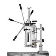 Chichis - Machine à Churros Professionnelle - INBLAN - Capacité du recipient 2 - 3 - 4 Kg