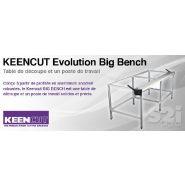 TABLE DE DÉCOUPE KEENCUT EVOLUTION BIG BENCH