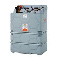 Station de distribution huile : 1500 litres  réf. rld10313