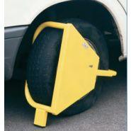 0678 - Sabot de roue - Mil remorques - Taille de roues de 580 à 770 mm