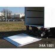 X4A 1501 - Hayon élévateur - Sörensen - capacité 1500 kg