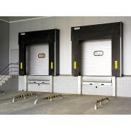 MSRH Niveleur de quai - Metalsystem - Largeur 1800 à 2000 mm