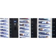 EASYSELF - Distributeurs automatiques de plateaux repas - X-GIL Company - Alimentation 230 V - 500 W