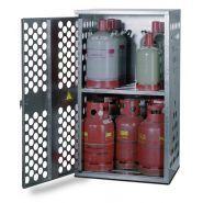 116957w - armoire bouteilles gaz liquide - denios -  porte à 1 battant