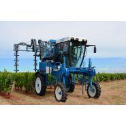 EF 90 - Tracteur enjambeur - Frema - à transmission hydrostatique 2 ou 4 roues