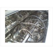 Mélangeurs pour industrie plastique - gimat - réservoir 980 l