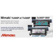 Imprimante mimaki tx300p-1800