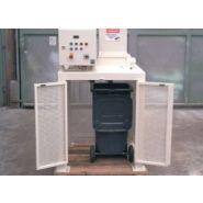 MZ - Broyeurs de déchets organiques - Mercodor - Poids: 120 kg