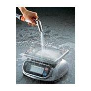 Balances numériques résistantes à l'eau et à la poussière sk-wp