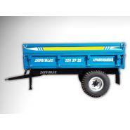 Remorques agricoles - sayginlar - 4 t un seul essieu