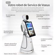 Amy plus - Robot de service - Csjbot - Poids 60kg