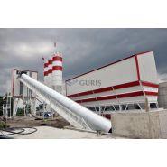 GSP 160 CT Centrale à béton - Guris - Fixe - 160 m3/h