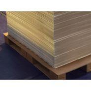 Intercalaire pour palettes et caisse-palettes - Cartonneries de Gondardennes - Tests (de 100 à 220 g/m²)