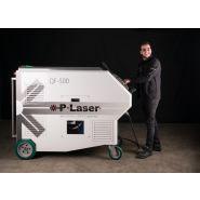 Qf - décapeur laser - p-laser - puissance 500w