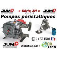 Jump série jh - pompe volumétrique péristaltique