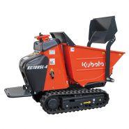 Kc70vsl-4 mini-dumper - kubota - 700 kg