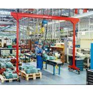 ZVP-KBK Portique de levage - Demag Cranes & Components SAS - 400 à 1000 kg