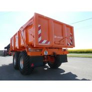 B140BV Remorque agricole standard - Delaplace - Charge 14 T