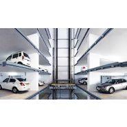 Multiparker 750 Parking automatique - Woehr - 40 à plus de 100 véhicules
