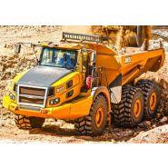 B45e tombereaux articulés - bell - 41 000 kg