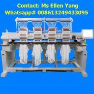 Brodeuse industrielle - shenzhen wanyang - avec écran tactile de 12 pouces