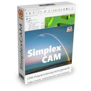 Simplexcam - logiciels de fao - cadtec - interface utilisateur en français (22 langues disponibles au total) - un système fao innovant avec des fonctions cao pour le fraisage, le tournage, le perçage, la découpe et la gravure