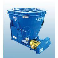 Vis Série 400 II - Mélangeuse agricole - Patz - Capacité mélangeur de 3,9 m³ à 5,7 m³