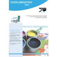Film adhesif polymere de lamination a froid exterieur - gamme digital - ritrama