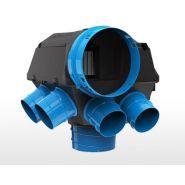 Hygrocosy - Hygrocosy BC - VMC Ventilation mécanique contrôlée - Atlantic - Simple flux hygroréglable
