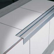 STAIRTEC SE - Nez de marche d'escalier - Profilitec S.p.A. - En aluminium après pose