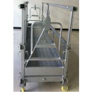 Pt (3121) - nacelle suspendue - success - capacité de poids: 100-1000kgs par mètre carré