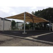 Gp - abri parking - carapax - 13.00m x 6.00m