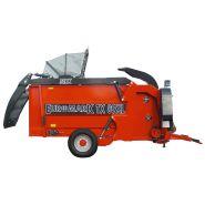 Tx89xl mix - désileuse pailleuse - euromark - capacité utile allant de 5.5m³ à 8m³