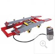 Ponts élévateurs pour véhicules légers - griffon 2800 evolution avec pinces réglables - double entree