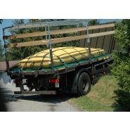 Citernes souples transportables - RCY - Poids: 1100 g/m²