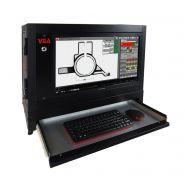 """HUS-IND-17 - Pupitres de commande industrielle - Vea - Ecran tactile capacitif multi-touch de 23"""""""