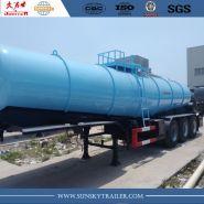 Ss9400atax - remorques citerne - xiamen sunsky trailer co.,ltd - capacité 22000 l