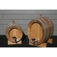 Le tonnelet- tonneaux en bois - tonnellerie husler -  3 à 50 litres