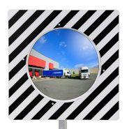 28416 Miroir routier réglementaire économique - Virages - épaisseur 10 mm