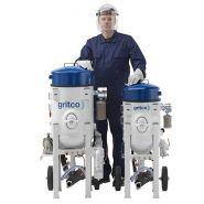 MICROSTRIP - Compresseur pour sablage - Gritco - Capacité de 18 à 100 litres