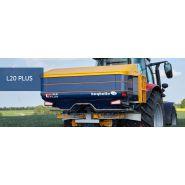 L20 plus distributeur d'engrais - bogballe - largeur de travail 10-24 m