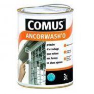 Ancorwash'o - primaire d'accrochage - comus - pouvoir couvrant : 11 m2/l