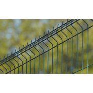 Axyle® ms et md - clôtures en panneaux rigides