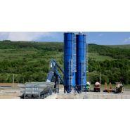 Silos verticaux - Rheinmix - Capacités allant de 15 m3 à 85 m3