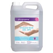 Solution hydroalcoolique en bidon de 5l