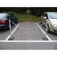 Viso kit eco 2 poteaux et 1 corde 30x100x30 cm