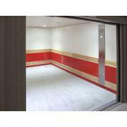 QHP - Ascenseurs classiques - Hidral - Capacité de charge 2000 à 6000 kg