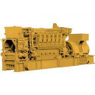 3612 (50 HZ) Groupes électrogènes Industriel diesel - Caterpillar - Caracteristique Nominale min Max 4400-4850 KVA
