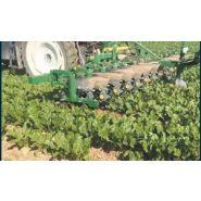 Bineuse agricole - Franquet - Poutre de 100 x 100 mm